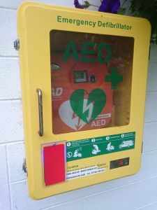 News In Brief: Defibrillator Gift, Chance To Bid For Part Of £2m Park ...
